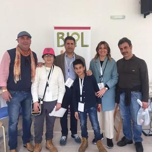 L'Azienda Greco Oliveto parteciperà al Biolkids