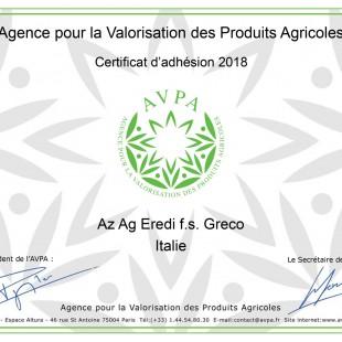 Nous sommes en lien avec l'Agence de Valorisation des Produits Agricoles !